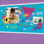 Joyjoy Loves Lego