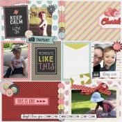 Fresh Love- Pocket Page