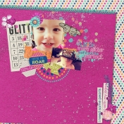 Denim and Glitter