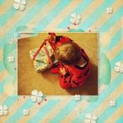 Jingle Mingle Mini Kit- Kawouette