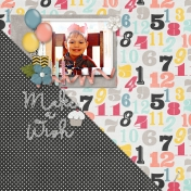 Make a wish Birthday Mini