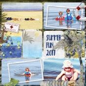 Beach Trip Fusion