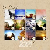 2014- Landscape Style...