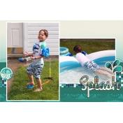 Splash page!