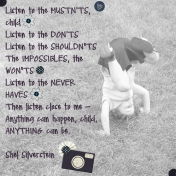 A poem...