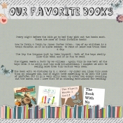 Our Favorite books.