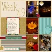 Week 49- 2015- Left Side