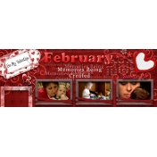 "Fb Cover ""My Lil' Valentine"" February 2012"