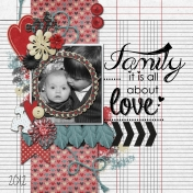 Family-It's All About Love