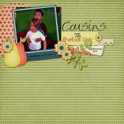 Cousins- the Perfect Pair
