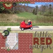 Little Red Wagon Walk