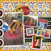 Interstate 35 (Our Street Address #)