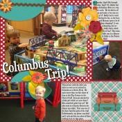Columbus Trip- Page 1