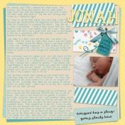 Jonah's Birth Story