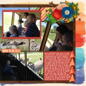 Animal Park- Bus Ride- Page 2
