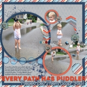Every Path Has Puddles
