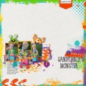 SandTable Monster