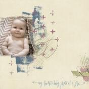 Favorite Baby Photo of Ezra