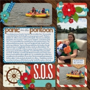 Our Boating Adventure: Panic on the Pontoon