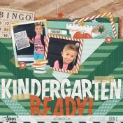 Kindergarten Ready: Jonah's First Day