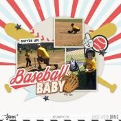 My Baseball Baby
