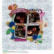 """Nuts About Fall: Carving Pumpkins with """"the Squirrels"""""""