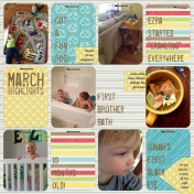 March Highlights 2015
