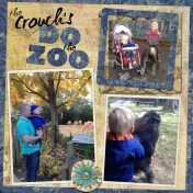 The Crouch's Do the Zoo
