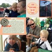 September 2015- Random Moments Pocket Page