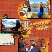 Prague, baby!