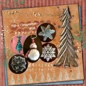 Christmas ornaments 2016