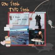 One Fish Two Fish I Fish You Fish
