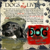 Dogs In Our Lives