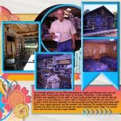 Anniversary Cabin