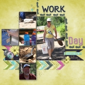 Summer Work Day