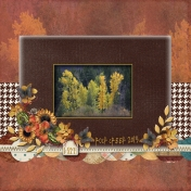 Love Fall-Houndstooth challenge