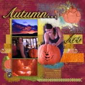 Autumn...the Original Art