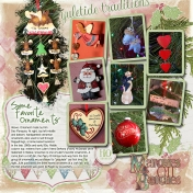 Memories on Branches-Family ornaments