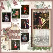Memories on Branches-Ally Ornaments