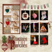 Memories on Branches-Kelsey Ornaments