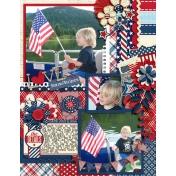 Day 9- Love Stars & Stripes