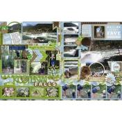 Day 9- Kootenai Falls
