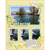 A Giant Springs Goodbye