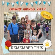 2014 Disney Coverpage