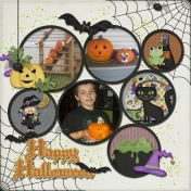 Happy Halloween ~ Pumpkins