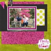 Family in Bloom