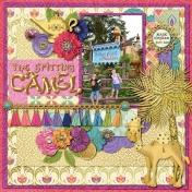The Spitting Camel- Magic Kingdom