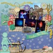 Under The Sea Ride- Magic Kingdom
