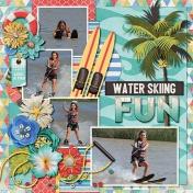 Water Skiing Fun