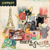 Chefs de France- Epcot